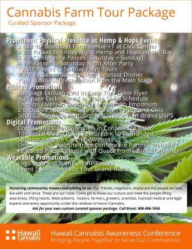 Hawaii Cannabis Farm Tour